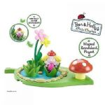Ben & Holly MAGICAL ROUNDABOUT PLAYSET With Figure